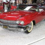 Cadillac El Dorado Cabrio Rojo de alquiler en Sevilla