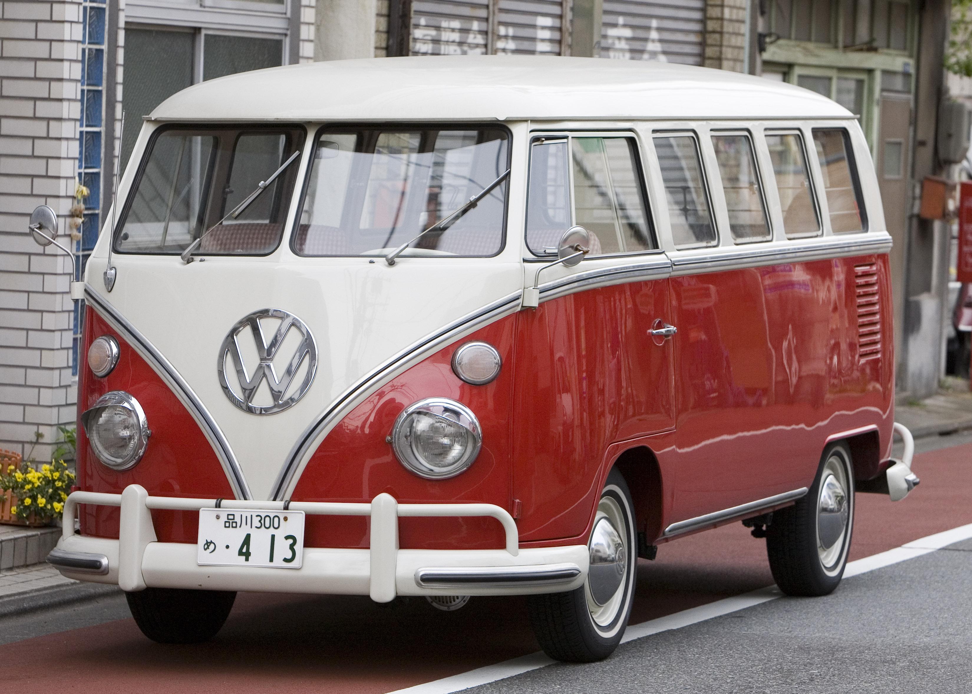 Volkswagen t1 de alquiler en Sevilla